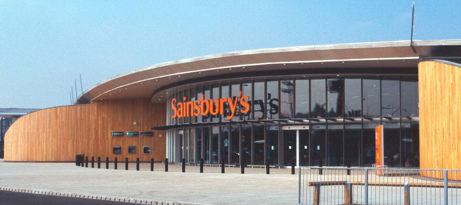 Photo: Millennium Sainsbury's