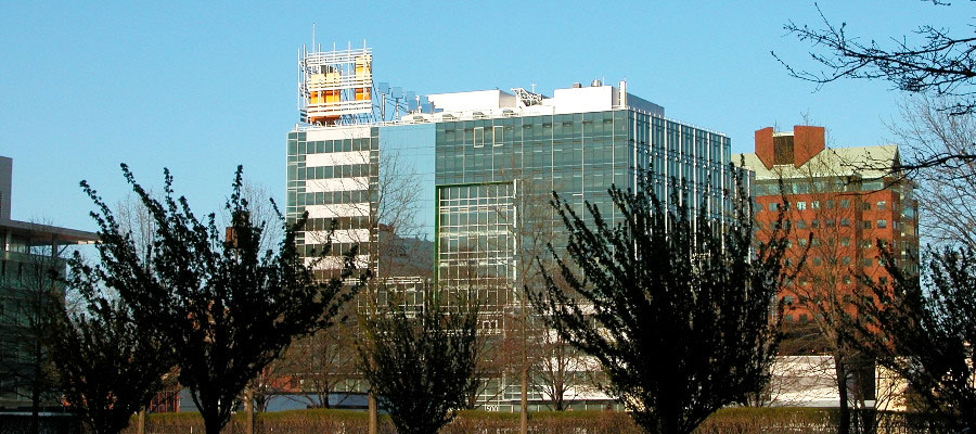 Photo: The Genzyme Centre