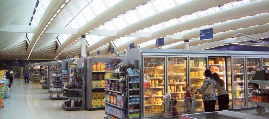 Sainsbury Interior